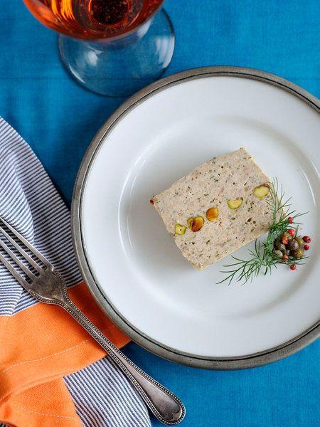 【ELLE a table】鶏肉の簡単パテレシピ エル・オンライン