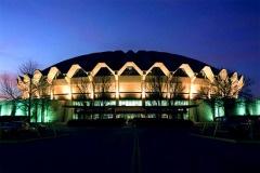 * WVU Coliseum
