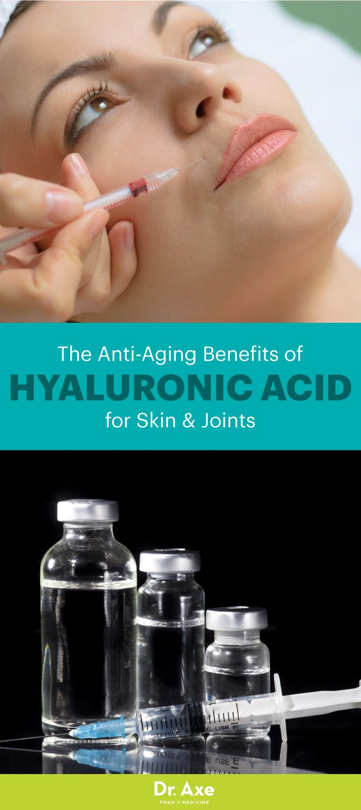Hyaluronic Acid Your Skin And Side Effects On Pinterest