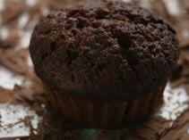 Párizsi csokis muffin