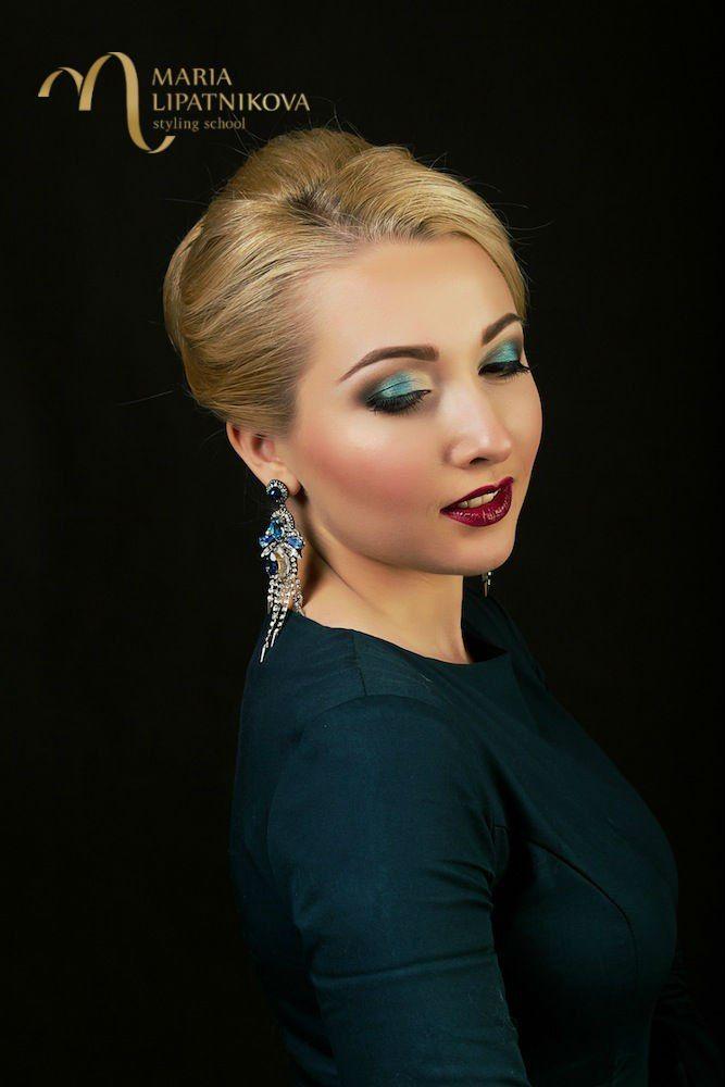 #Прическа #Макияж - свадебный стилист школы стиля Марии Липатниковой - #Юлия Еремина. Записаться на #создание вечернего, свадебного или любого другого образа можно по номеру 89138913128