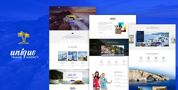 Unique Travel Agency landing page PSD template - Travel Retail Download here : https://themeforest.net/item/unique-travel-agency-landing-page-psd-template/20599410?s_rank=99&ref=Al-fatih