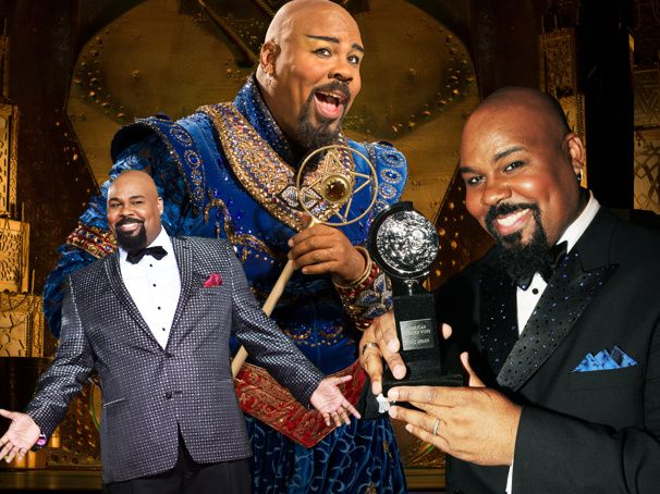 Broadway Ain't Never Had a Friend Like This! Tony Winner James Monroe Iglehart on What He Loved & Learned in Aladdin