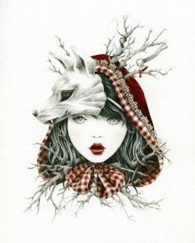 Red Riding Hood - Courtney Brims