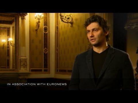 Rolex presents : Jonas Kaufmann A tenor's voice