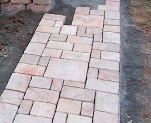 diy concrete forms | New 5 Piece Concrete Molds Forms Driveways Patio Paver DIY Landscape Cement Tool | eBay