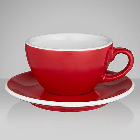 Buy Loveramics Cappuccino Cup & Saucer Online at johnlewis.com
