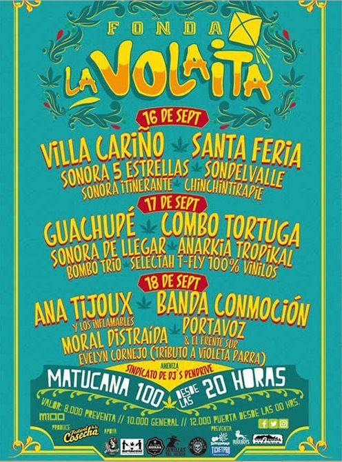 Fonda La Volaita