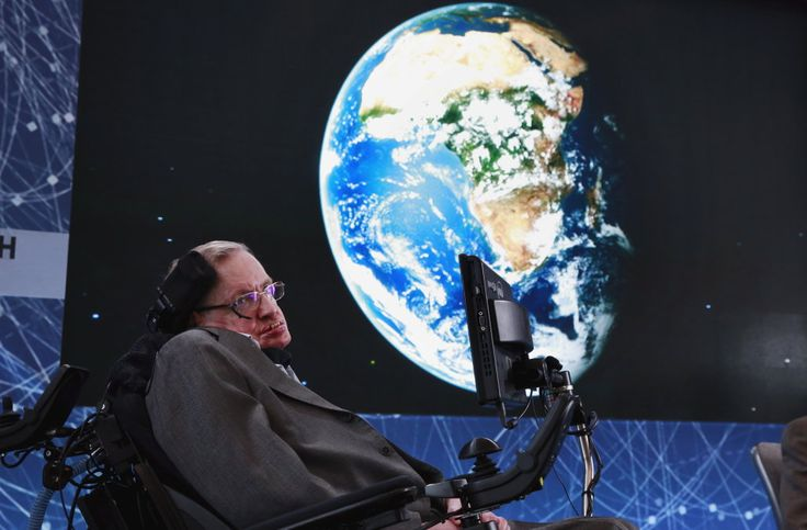 Stephen Hawking urges escape from Earth, says Trump isn't helping matters
