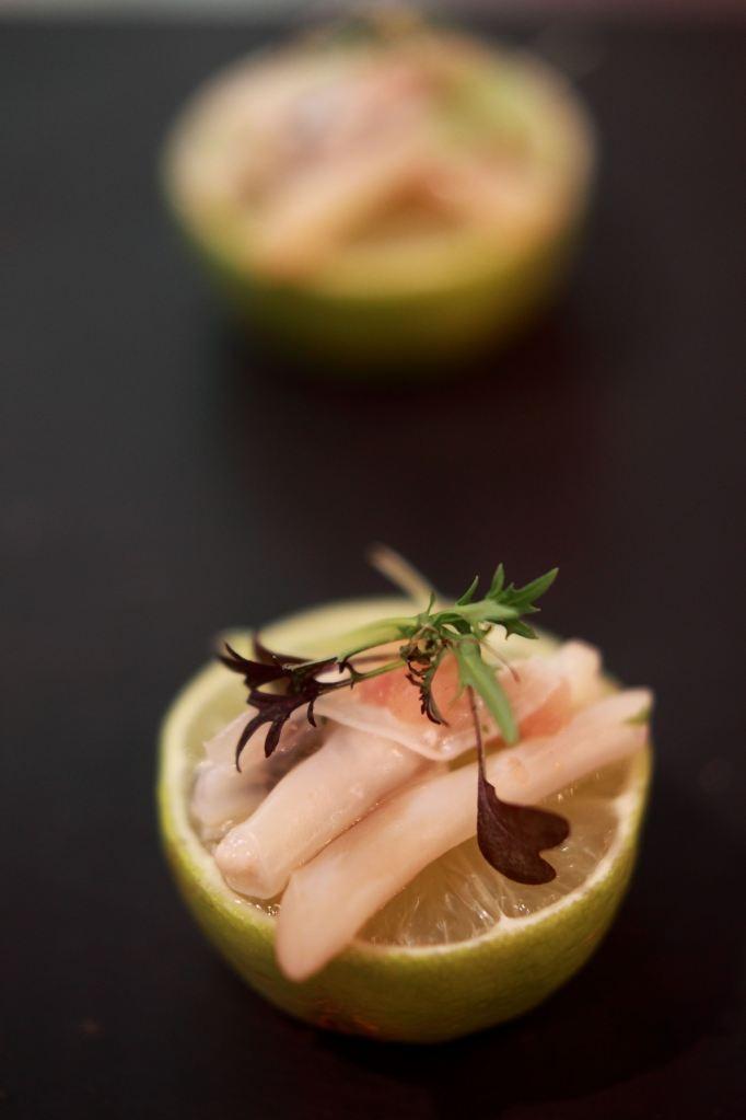 Great tapa and simple (Restaurante España, Lugo) and great photo (Ramon Escuredo)