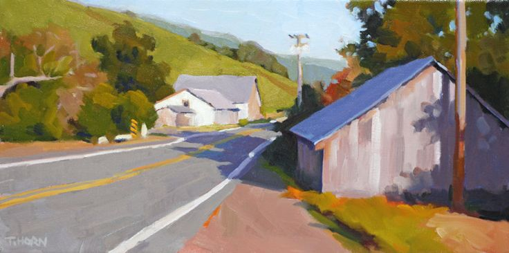 Between the Barns   Timothy Horn