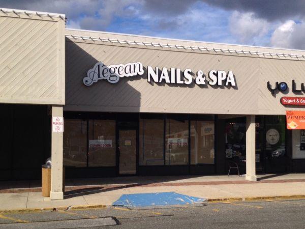 Bayshore Mall Nail Salon Beautiful Nail Salon Moving Into Great South Bay Shopping Center Nail Salon Blue Nails Best Nail Salon