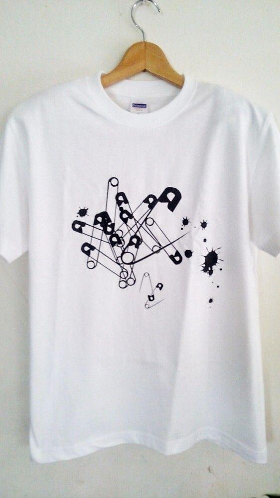 安全?ピンTシャツ画像1