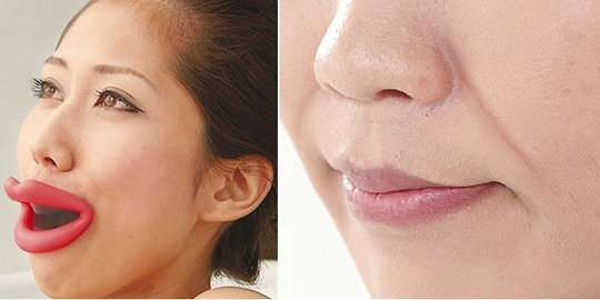 Cartoonish Facial Firmers - The Face Slimmer Mouth Exercise Will Tone You Up