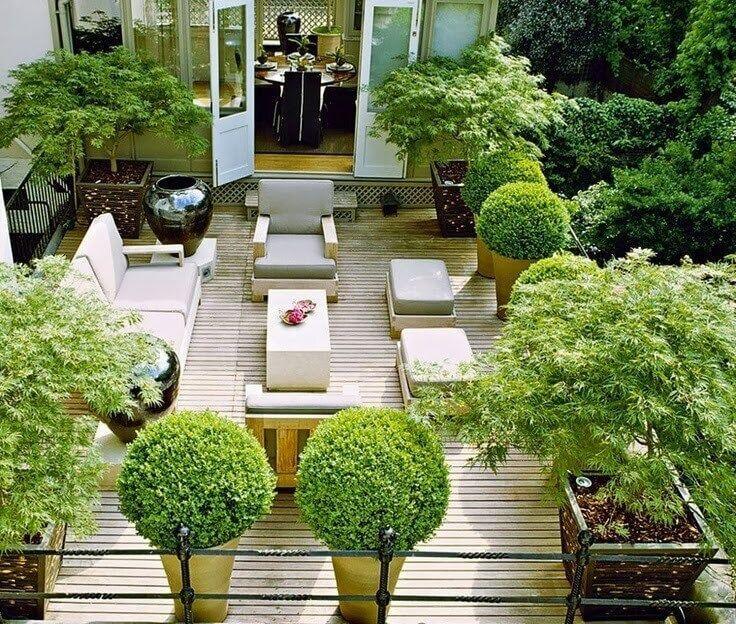 Flat Roof Design Rooftop Garden Pvc Roof Is Best Roof Garden