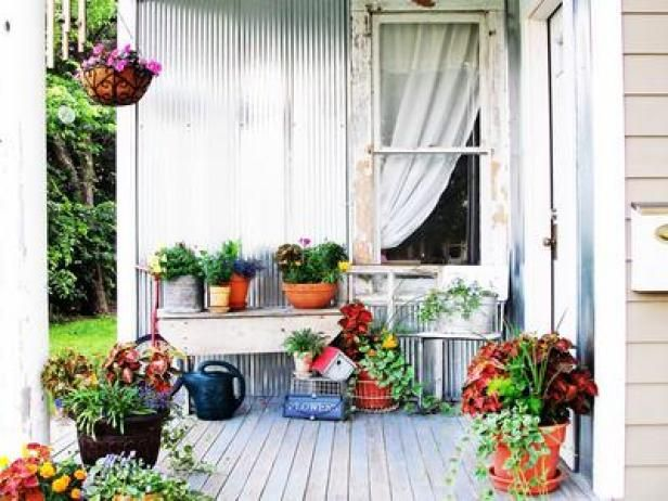 vintage industrial outdoor decorating google search