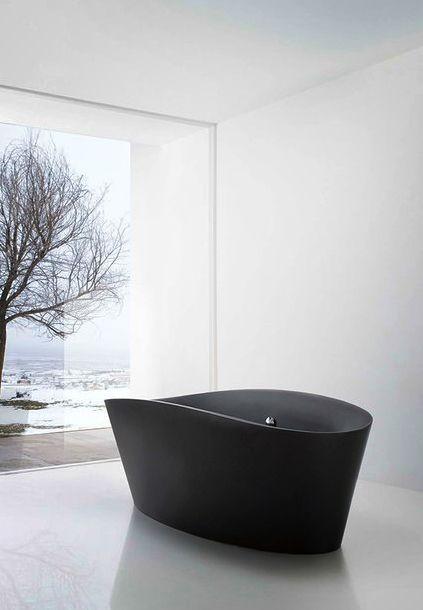 ronbeckdesigns: black charcoal tub, yep. unknown