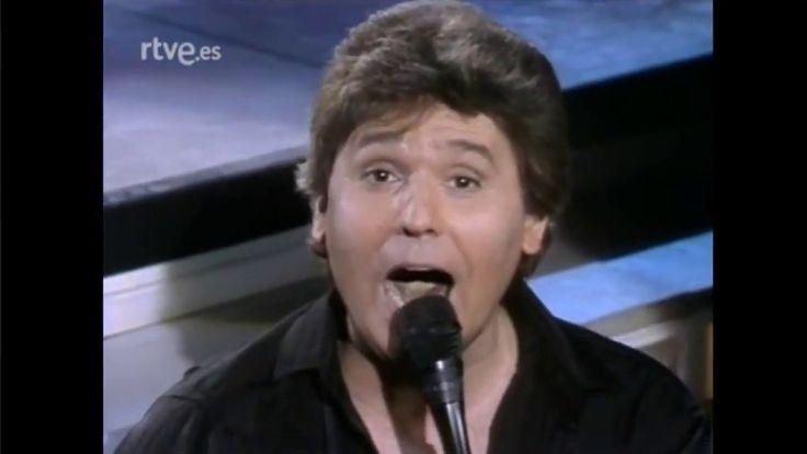 Raphael en el programa Sábado noche - 16/04/1988