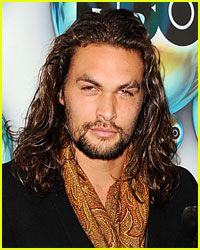 Because Jason Momoa makes the perfect Tristan. And because it's my book, I get to pick anyone I want :)