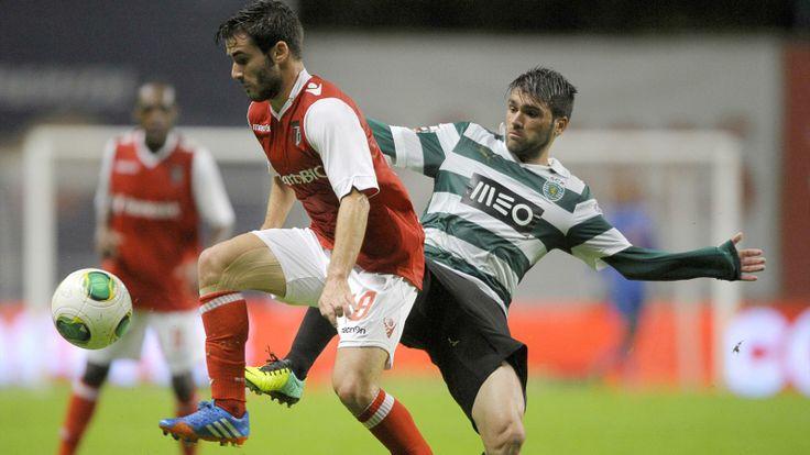 Rafa Silva plays for Sporting de Braga, New face gets his chance to shine in Brazil