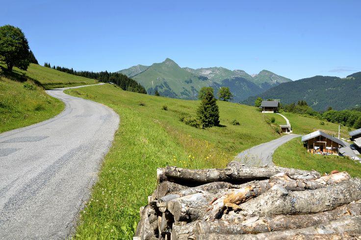 La Route de Morzine : Les plus belles routes de montagne - Linternaute.com Week-end