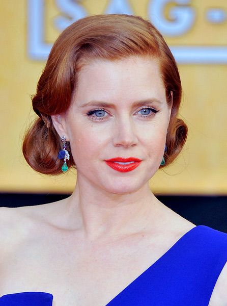 Best 2014 SAG Awards Hairstyles #hair#beauty #redcarpet #celebs -- See more on www.salonmagazine.ca