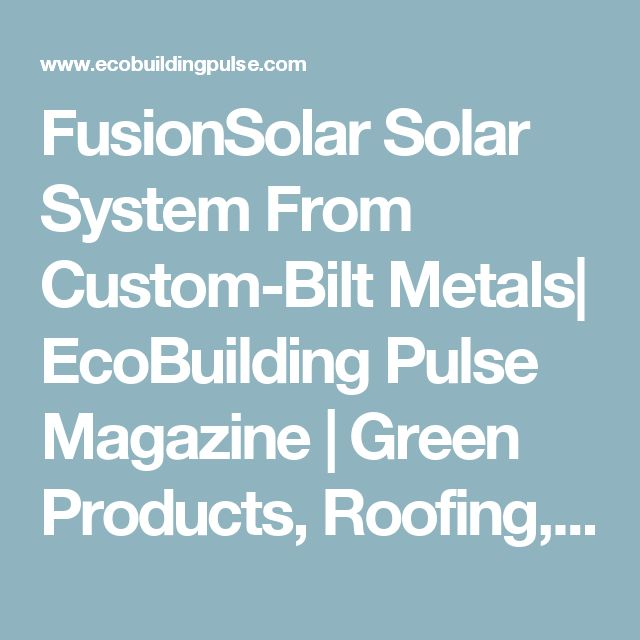 10 Best Ideas About Metal Roofing Systems On Pinterest