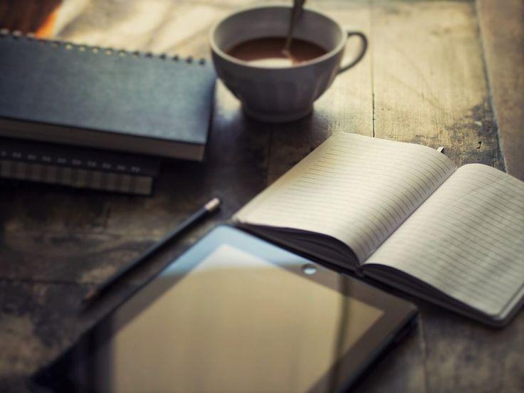 Hur använder jag bullet journaling i en travelers notebook,för blogg och business planering?