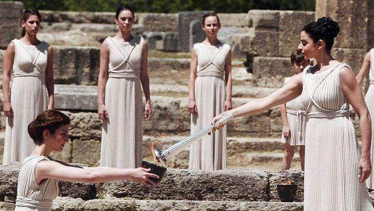 Rio 2016: From Ancient Olympia to Maracanã… Here Comes the Olympic Torch