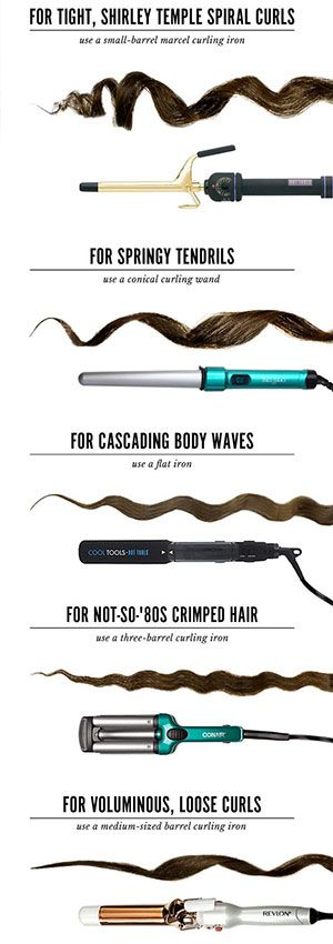 10 Hacks that'll Make Curling Your Hair Easier than You Ever Thought Possible