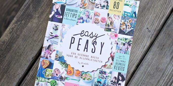 Easy Peasy, kookboek voor kinderen: suikervrij, veel zuivelvrij en ook veel glutenvrij :)