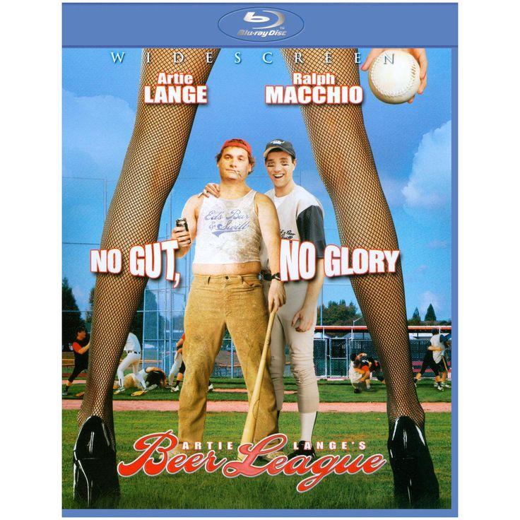Artie lange's beer league (Blu-ray)