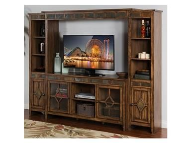 Shop+for+Sunny+Designs+Entertaiment+Wall,+3553BM,+and+other+Home+Entertainment+Wall+Units+at+A+&+W+Furniture+in+Redwood+Falls,+MN.