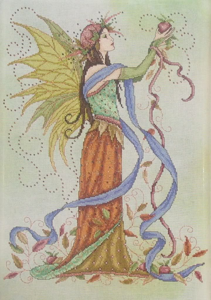 Autumn Fairy Joan Elliott