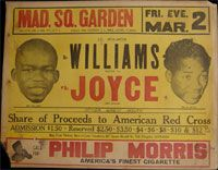 PHILLY BOXING HISTORY - Boxing Posters