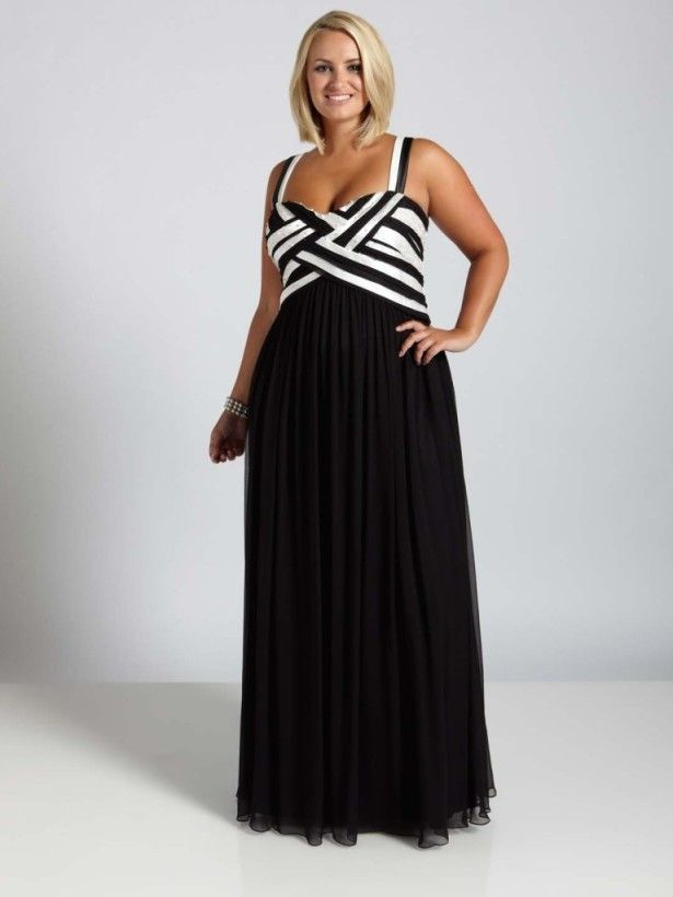 Big Tease Formal Dress | PLUS SIZE Dress | Plus size prom