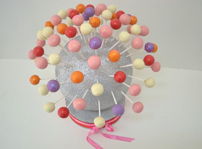 #Disco #cake #pops !!! Boogie nights!!!