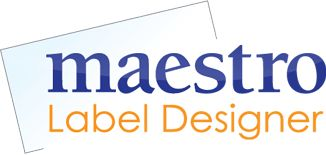 Maestro Label Designer: create your own water bottle labels