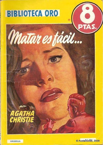 Matar Es Facil. Molino. Biblioteca Oro (2). 294. 1952