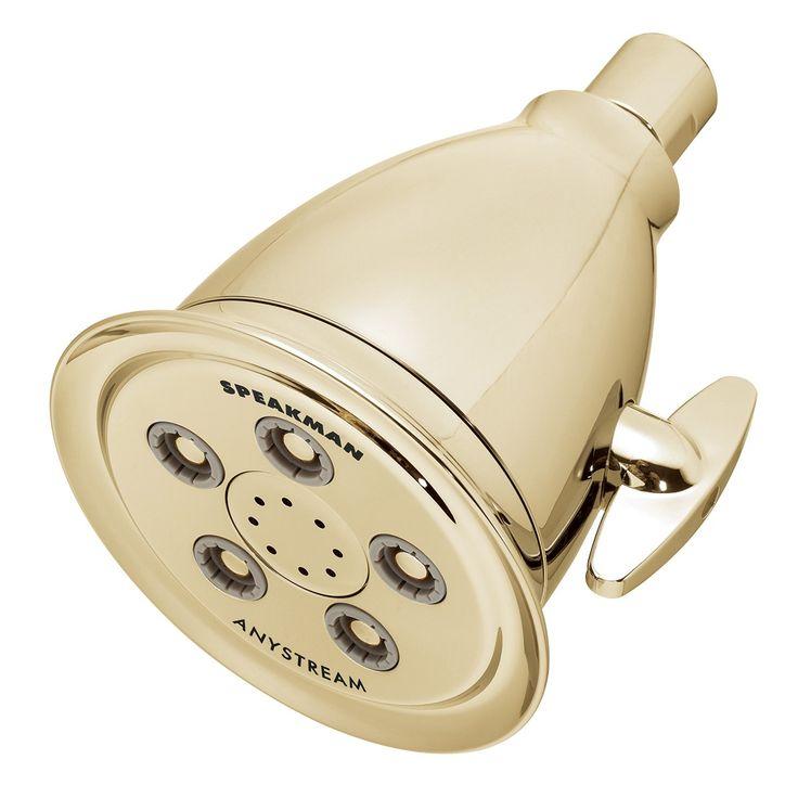 Speakman Hotel Multi-Function Shower Head | Shower Heads and Hand Held Shower Heads | Shower & Bath | Speakman