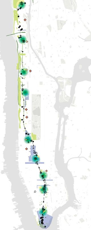 Broadway: 1000 Step #Map