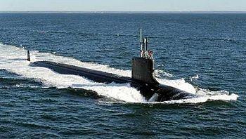 Американские военные модернизировали ПЛА типа «ВИРДЖИНИЯ».