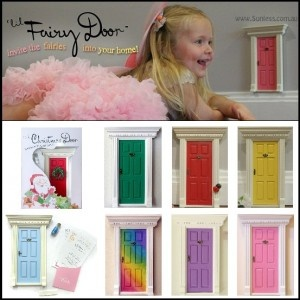 $35.00 - Little Fairy Door