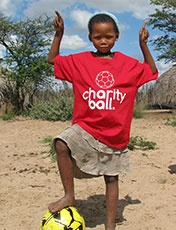 Soccer balls for kids!