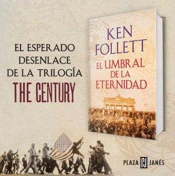 A la venta: El umbral de la eternidad de Ken Follett
