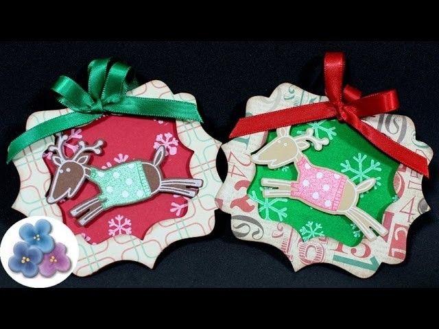 10 best foamy navidad images on pinterest christmas for Manualidades renos navidenos