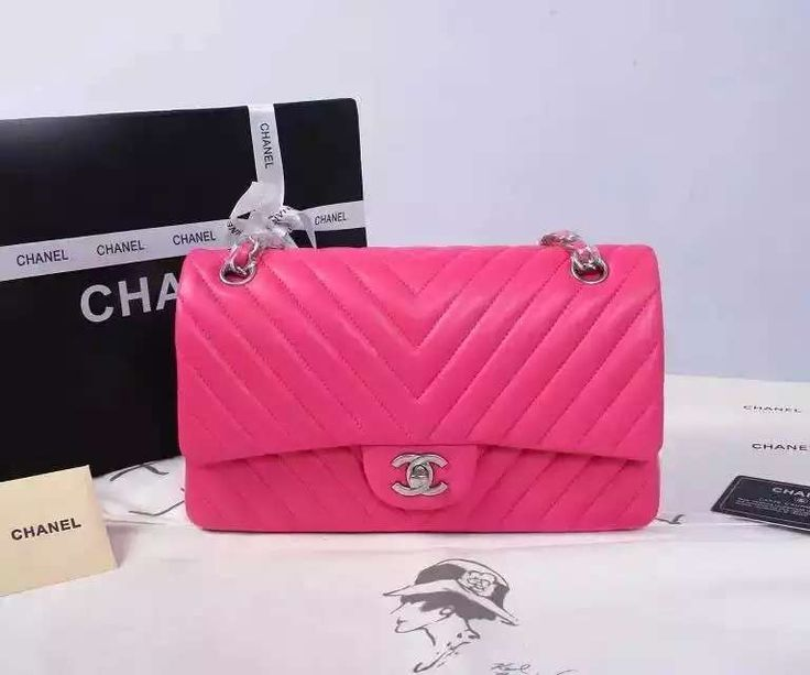 Poppin' Pink Chanel