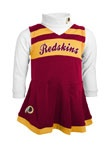Redskins Baby Clothes | Shop Redskins Baby Clothes in newborn infant sizes at RedskinsTeamStore.com