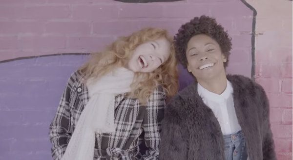 New Dove Ad Inspires Girls to Love Their Curls