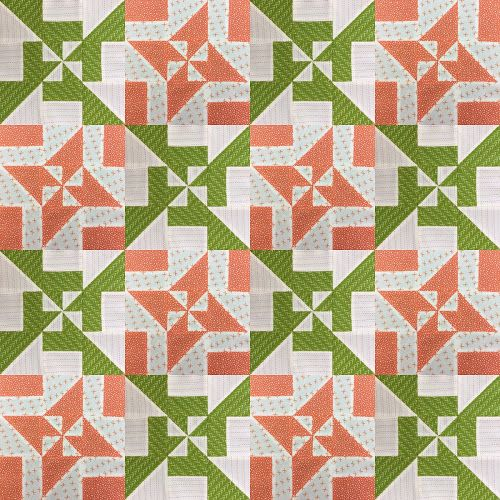 Quilt Patterns Pinwheel Blocks : 128 best images about Quilts: Disappearing Block Patterns on Pinterest The prestige, Quilt and ...